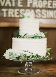 wedding cake greenery 35 fabulous wedding cakes that you ll weddingomania