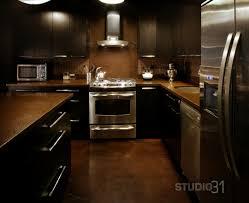 kitchen design exciting modern dark wooden floor for kitchen top