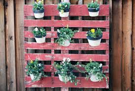 Vertical Flower Bed - 20 vertical gardening ideas for turning a small space into a big