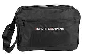 malette de bureau malette sac bureau école rs sport avec bandoulière noir f661