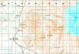 How To Read A Topographic Map Larry Memmott U0027s Blog Maps In Bolivia