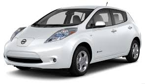 white nissan 2004 car picker white nissan leaf