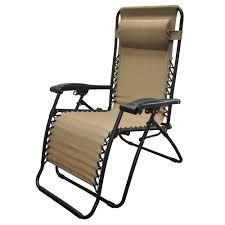 Zero Gravity Patio Chair by Oversized Zero Gravity Recliner Beige Caravan Canopy