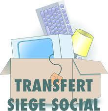 transfert de siège social d une sas tout savoir sur la création d