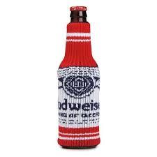 bud light beer alcohol content bud light bottle sweater 1 blue multisize coozie beer koozie ebay