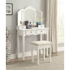 vanity make up table vanity furniture for less overstock com