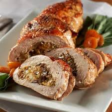 stuffed turkeys chestnut apricot stuffed turkey breast david venables recipes