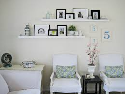 happy at home diy photo ledge