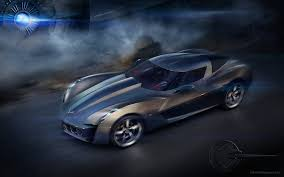 corvette wallpaper chevrolet corvette stingray concept wallpapers hd wallpapers