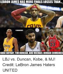 Laker Hater Memes - awesome lebron james hasmore finals lossesthan 23 akers kobe bryant