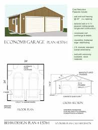 Two Car Garage Organization - 7 best shop garage plans images on pinterest garage plans car