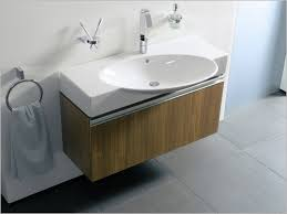 Designer Bathroom Sink Modern Wooden Bathroom Sink Cabinet Designs Trends4us