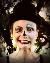 halloween town mayor makeup play p by daws3 on deviantart