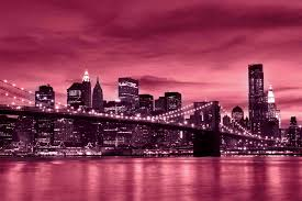 wall mural photo wallpaper picture 230pp new york brooklyn the printed image