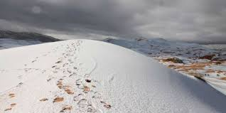 sahara snowfall increasing snowfall in sahara desert a sign of messianic redemption