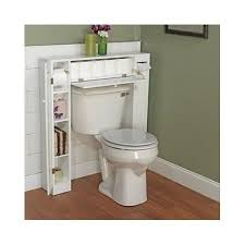 Over The Toilet Storage Cabinets Over Toilet Storage Cabinet Bathroom Shelf Space Saver White