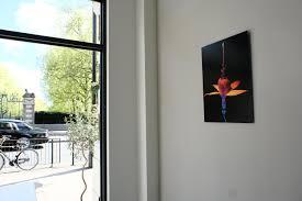 Display Gallery by Rachel Megawhat U0027s Stunning Flower Prints On Display At Herrick