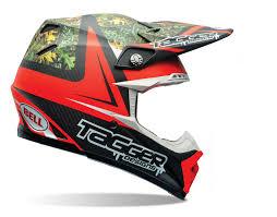 camo motocross helmet bell moto 9 flex tagger rekluse helmet revzilla