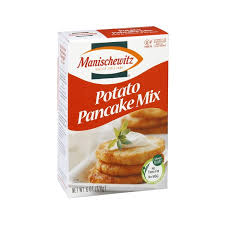 potato pancake mix manischewitz manischewitz potato pancake mix from publix instacart