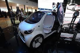 smart vision eq fortwo concept salone di francoforte 2017 7 14