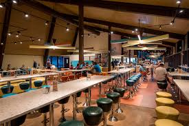 Roosevelt Lodge Dining Room by Eatery Web