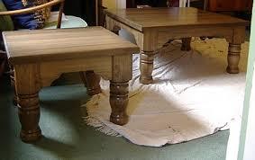 chunky wood table legs the coffee table company uk two chunky dark oak wood coffee tables
