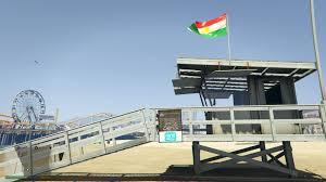 Kurdish Flag Kurdistan Province Flag Pack Iraq Gta5 Mods Com