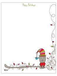 elf letter template christmas letter designs ins ssrenterprises co