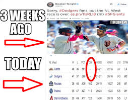 Dodgers Suck Meme - mlb memes on twitter ummm baseball tonight this is awkward
