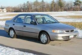 2000 toyota corolla reviews used toyota corolla 1998 2002 review