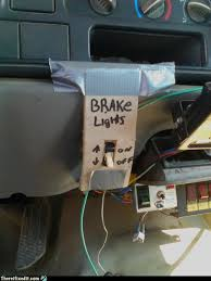 where to get brake light fixed give me a brake there i fixed it white trash repairs