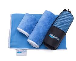 microfiber on the go quick dry towels memorysoft