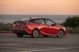 lexus recall airbag 2017 2016 toyota prius recalled for airbag issue autoguide com news