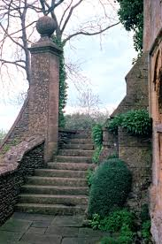 file1992 snowshill manor priests house steps gloucestershire