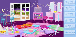party decoration games for girls