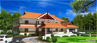 kerala style super luxury house newbrough