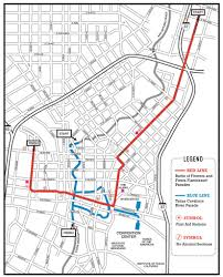 Battle Of New Orleans Map by 2017 Parade Route U0026 Event Ticket Guide Fiesta San Antonio