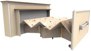Wooden Folding Bed Interesting Folding Bed Math Encounters