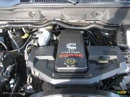 2007 dodge ram 2500 slt mega cab 4x4 6 7l cummins turbo diesel ohv