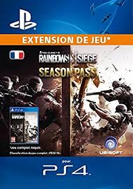 siege jeu tom clancy s rainbow six siege season pass extension de jeu code
