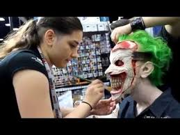 Special Effects Makeup Classes Nyc All About Cinema Makeup Youtube