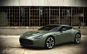 zagato cars aston martin reveals the production version of the v12 zagato