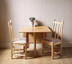 Drop Leaf Breakfast Table Furniture Oval Dining Table Set Kitchen Table With Drop