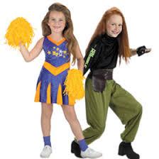 Cheerleading Halloween Costumes Kids Kim Costumes Family Tv Costumes Brandsonsale