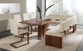 Leather Dining Benches Modern Dining Benches Modern Dining Bench Oak 20finished