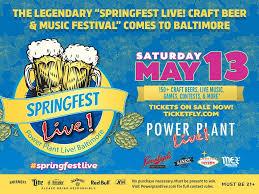 ellicott city halloween bar crawl springfest live craft beer festival u2013 tickets u2013 power plant live
