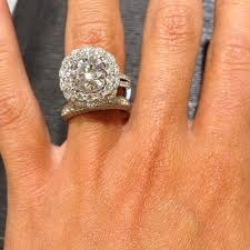 big wedding rings best 25 rings ideas on wedding