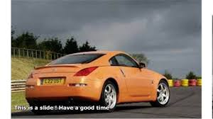 nissan 350z safety rating nissan 350z review youtube