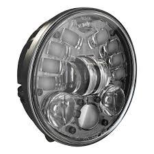 Led Pedestal Light 5 75 Inch Led Headlight Pedestal Mount U2022 Motodemic