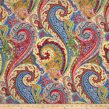 Discount Designer Upholstery Fabric Online Where Is Jaipur Williamsburg Jaipur Paisley Jewel Discount